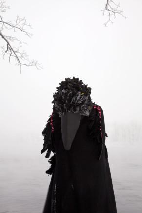 Meryl McMaster, Wingeds Calling Variation I, 2015