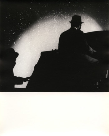 Franz J. Rosenbaum, Thelonious Monk, Colonial Tavern, Toronto, October 1966