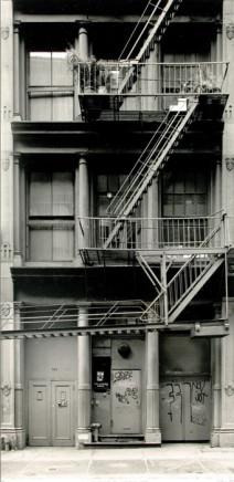 Volker Seding, 111 Mercer St., New York City, 1999