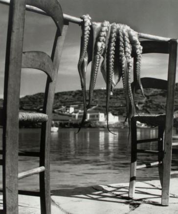 Herbert List, Octopus, Corfu, Greece, 1938