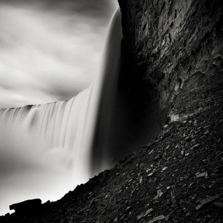 Josef Hoflehner, Niagara Falls, Study 7, Canada, 2008