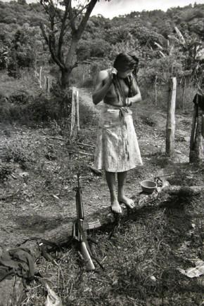 Larry Towell, Morazan, El Salvador, 1991