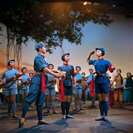 Zhang Yaxin, Red Detachment of Women, 1973