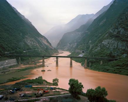 Scott Conarroe, Jialing River, Lueyang, Shaanxi, 2012