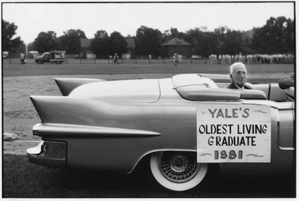 Elliott Erwitt, Yale University, New Haven, Connecticut, 1955