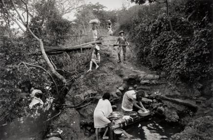 Larry Towell, Cabañas, El Salvador, 1991