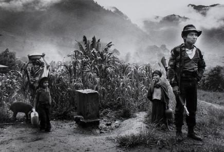 Larry Towell, El Quiché, Guatemala, 1988