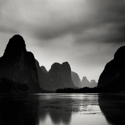 Josef Hoflehner, Li River, Study 3, China, 2006