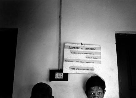 Larry Towell, Bengal, Howrah, 1981