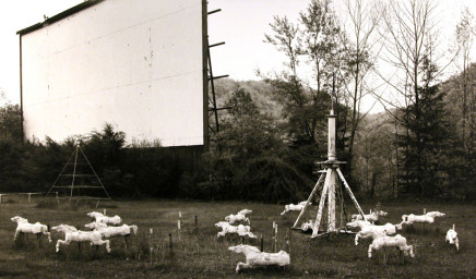 Dick Arentz, Starland Drive-In #2, Bluefield, West Virginia, 1989