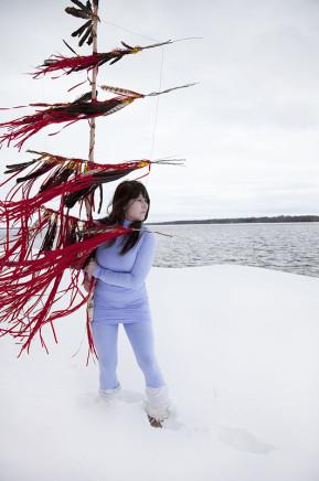 Meryl McMaster, Telltales, 2013