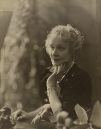 Violet Keene Perinchief, Barbara Ward (Lady Jackson, 1914-1981), circa 1950