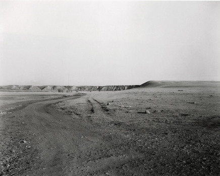 Geoffrey James, Blood Indian Reserve, 1999