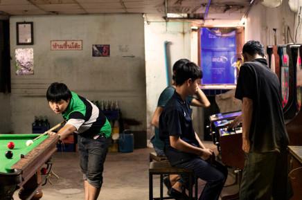 John Lucas, Untitled #3 Chiang Mai, 2013