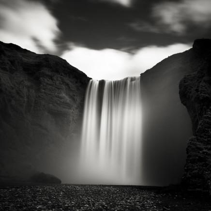 Josef Hoflehner, Liquid Wall, Iceland, 2005