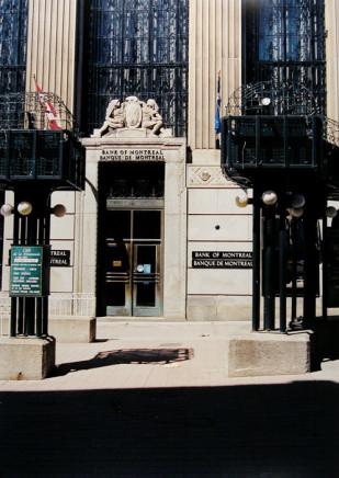 Jeff Thomas, Bank of Montreal, 161 Sparks Street (1929-32), Ottawa, Ontario, 1997