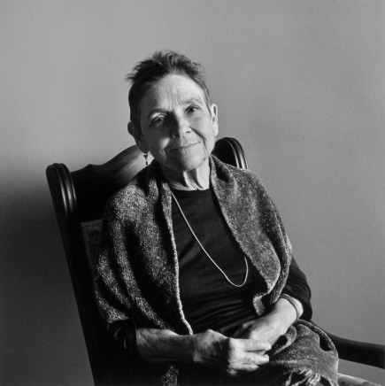 Robert Giard, Adrienne Rich, 2001