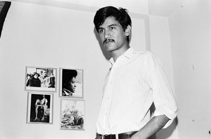 Sunil Gupta, Sunil, circa 1975