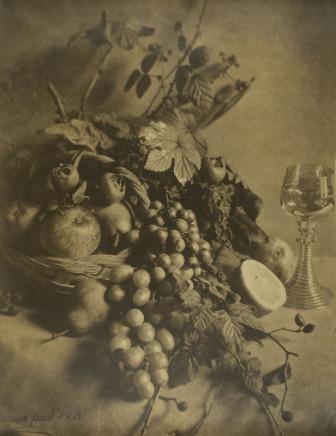 Minna Keene, Fruit Study, circa 1910