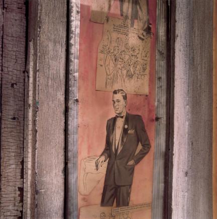 Phil Bergerson, New York, New York [Tuxedo Man], June 2001