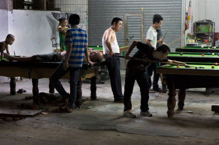 Scott Conarroe, Casual Pool, Haikou Hainan, 2012