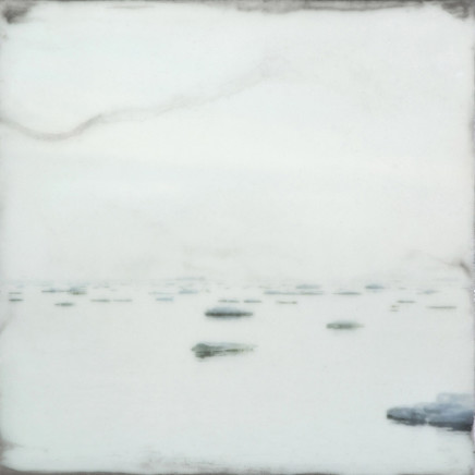 Shoshannah White, Ice, Sveabreen #2, 2015