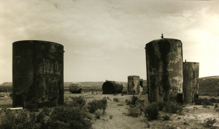 Dick Arentz, Stonehenge, Wyoming, 2000