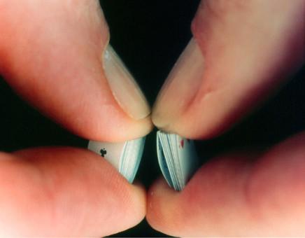 Cynthia Greig, Deck of Cards, 2001