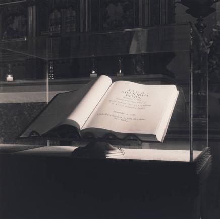Robert Giard, AIDS Memorial, St. John the Divine, New York City, 1987