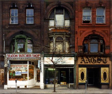 Volker Seding, 236 Queen Street East, Toronto, 1992