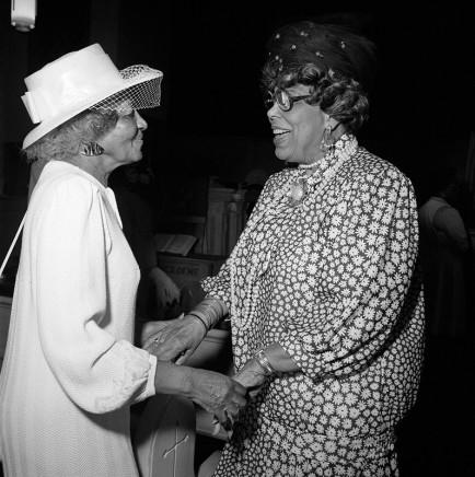 Rosalind Fox Solomon, Nashville, Tennessee, 1977