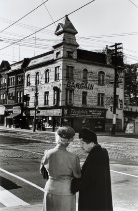 Albert Kish, Queen and Spadina, Toronto, 1966