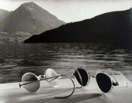 Herbert List, Sunglasses, Lake Lucerne, Switzerland, 1936