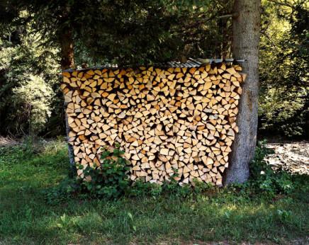 Vid Ingelevics, Woodpile 7, 2006