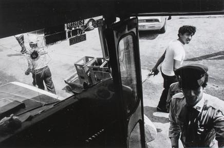 Larry Towell, Guatemala City, Guatemala, 1987