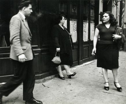Lutz Dille, Paris, 1951