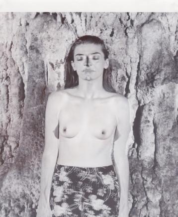 Deanna Pizzitelli, Self-Portrait, Cave, 2017