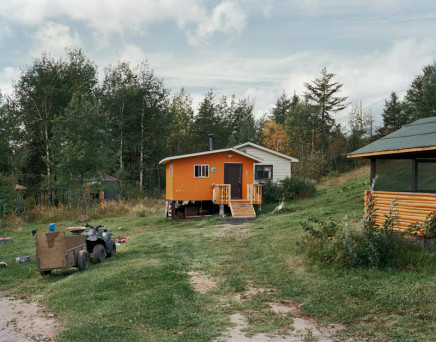 Joseph Hartman, Orange House, Collins, ON, 2010