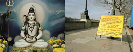 Sunil Gupta, Queen's, New York / Albert Embankment, London, 2003