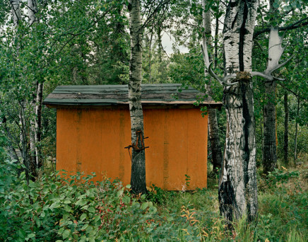 Joseph Hartman, Orange Shed, Collins, ON, 2010