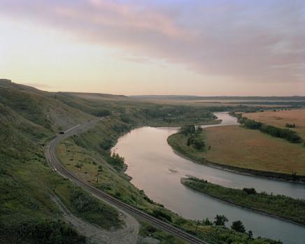 Scott Conarroe, Bow River, Alberta, 2008