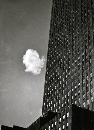 André Kertész, Lost Cloud, New York, 1937