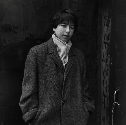 Robert Giard, Sarah Schulman, New York, NY, 1989