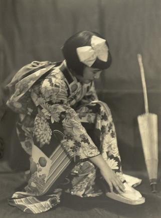 Violet Keene Perinchief, Japanese Study, circa 1930