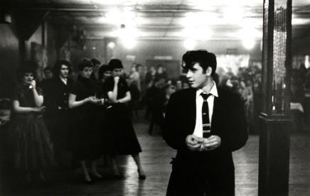 George S. Zimbel, Irish Dance Hall, The Bronx, NY, 1954