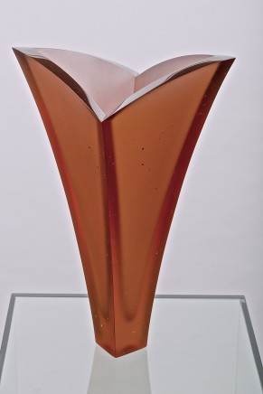 Ann Robinson, Curved Vase Series, 2017