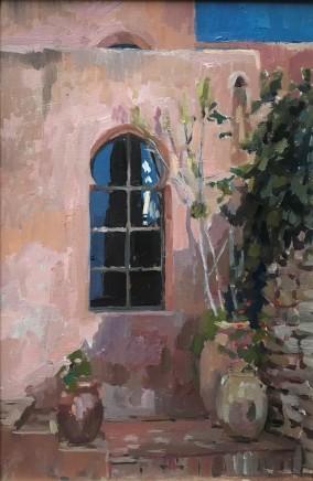 Alice Boggis-Rolfe, MOROCCAN WINDOW