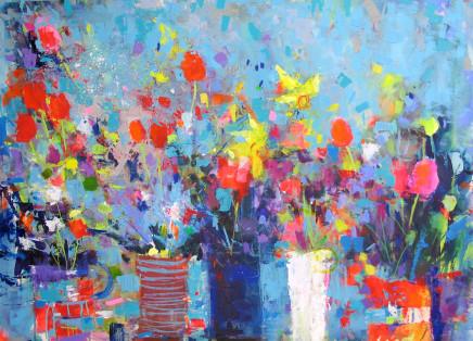 Soraya French, SPRING FLOWERS