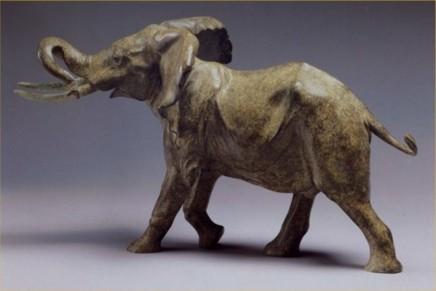 Gill Parker - ELEPHANT