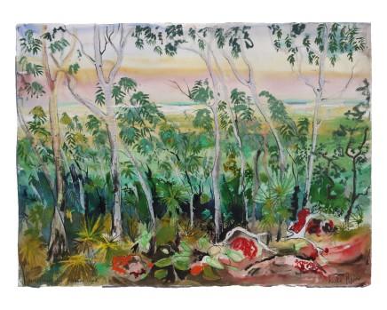 Luke Piper, GULKULA SACRED SITE, ARNHEM LAND, NORTHERN TERRITORY, AUSTRALIA